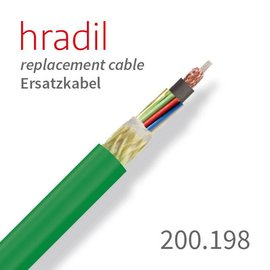 passend für JT-elektronik Hradil Ersatzkabel passend für 200 m Anlage von JT-elektronik