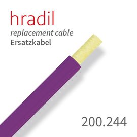 passend für Kummert Hradil BFK push cable suitable for reel H-75/9 and H-100/9 from Kummert