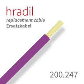 passend für Kummert Hradil BFK push cable suitable for reel H-30/6 from Kummert