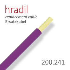 passend für Kummert Hradil BFK push cable suitable for reel H-60/8 from Kummert