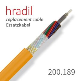 passend für Rausch Hradil replacement cable suitable for BRA 95 and RCA 90 from Rausch