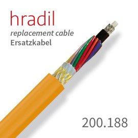 passend für Rausch Hradil Ersatzkabel passend für RCA 1000 und Proline von Rausch