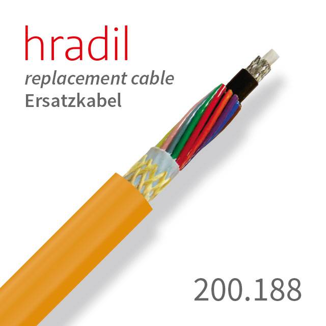 Hradil replacement cable suitable for RCA 1000 and Proline from ...