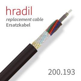 passend für RICO Hradil Ersatzkabel passend für Mehrdrahtsysteme von RICO