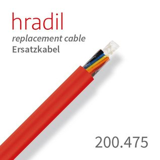 passend für RIDGID Hradil BFK push cable