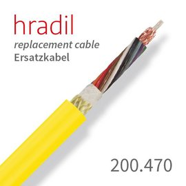 passend für IBAK Hradil replacement cable suitable for Modular System PANORAMO (ARGUS 5) from IBAK
