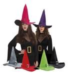 Heksenhoed Kendra 6 kleuren*