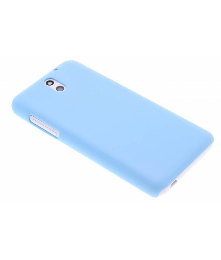 Turquoise effen hardcase hoesje HTC Desire 610