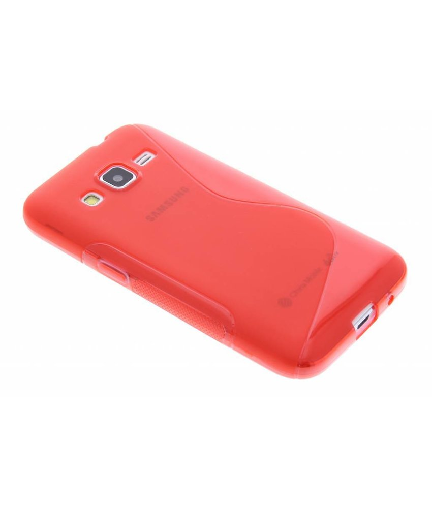 S-line TPU hoesje Samsung Galaxy Core Prime