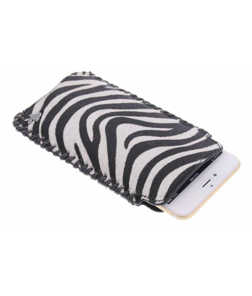 itZbcause Zebra Classic insteekhoesje iPhone 6(s) Plus
