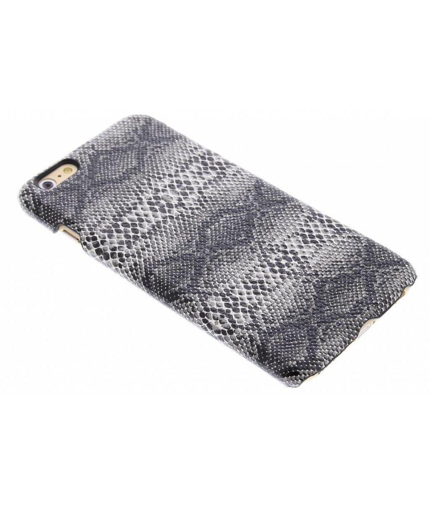 Zwart slangen design hardcase iPhone 6(s) Plus