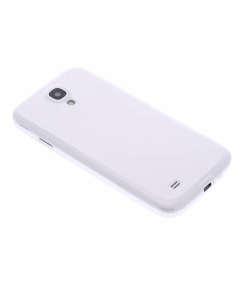 Ultra thin transparant TPU hoesje Samsung Galaxy S4