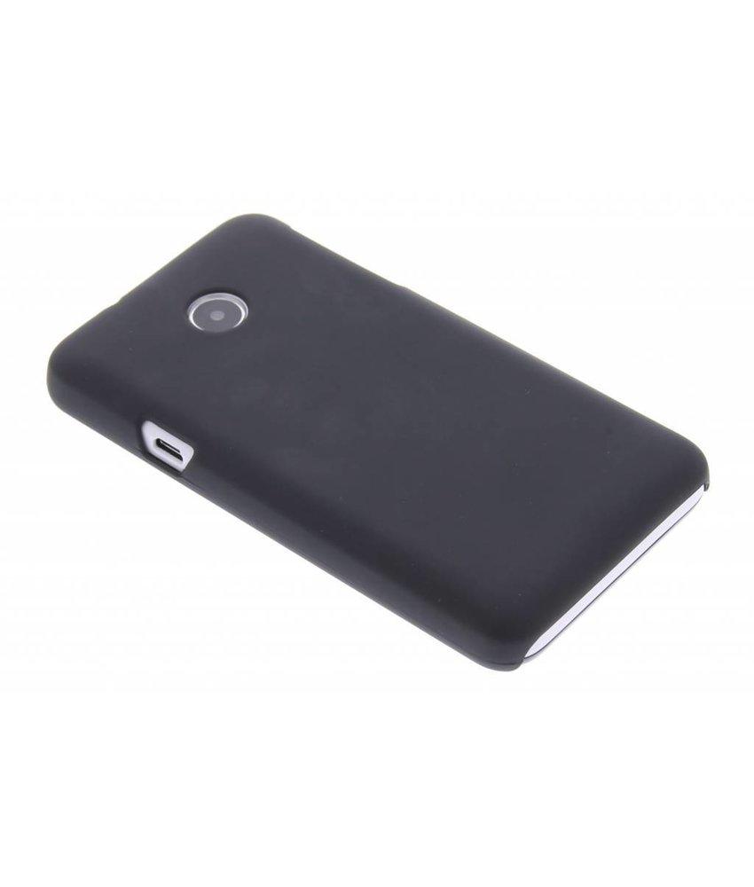 Zwart effen hardcase hoesje Huawei Ascend Y330