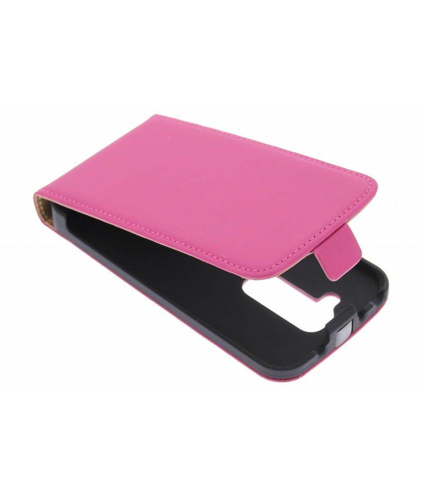 Mobiparts Premium flipcase LG G2 Mini - Pink