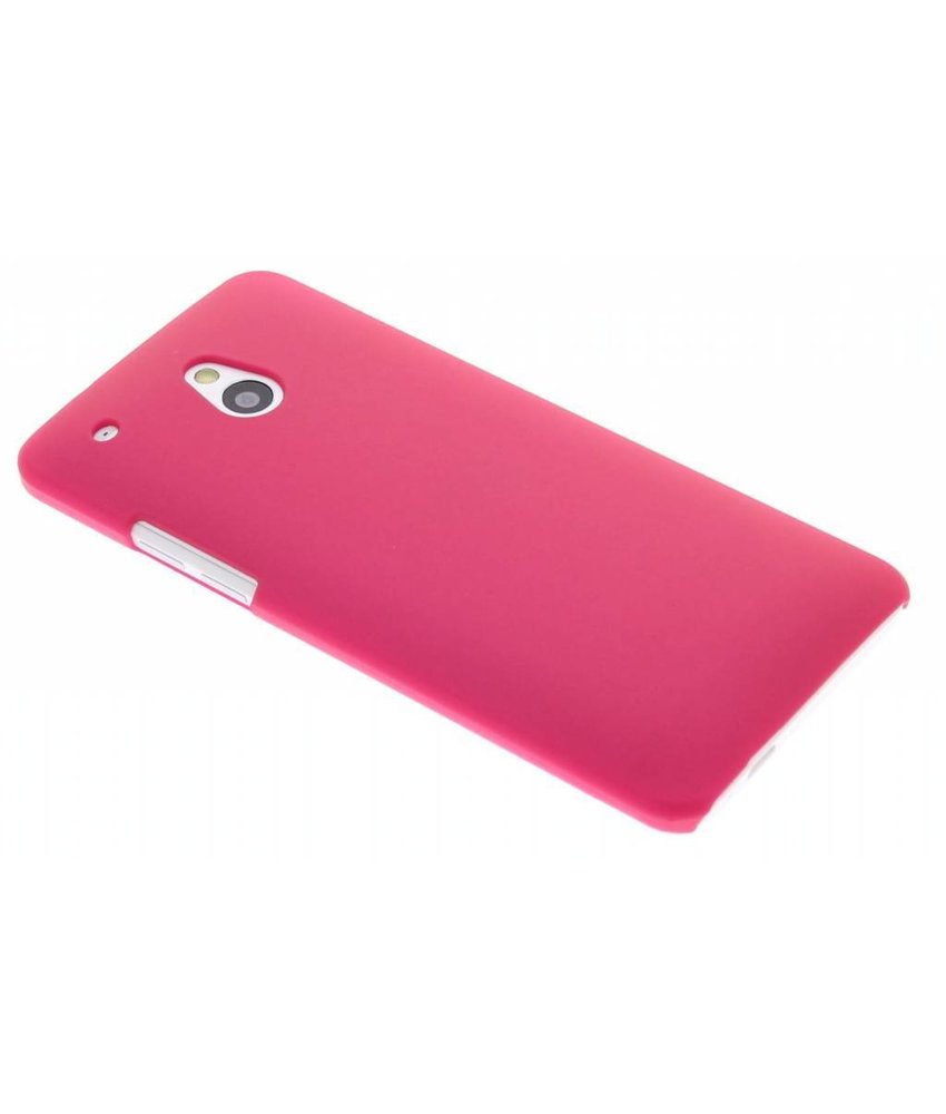 Fuchsia effen hardcase HTC One Mini