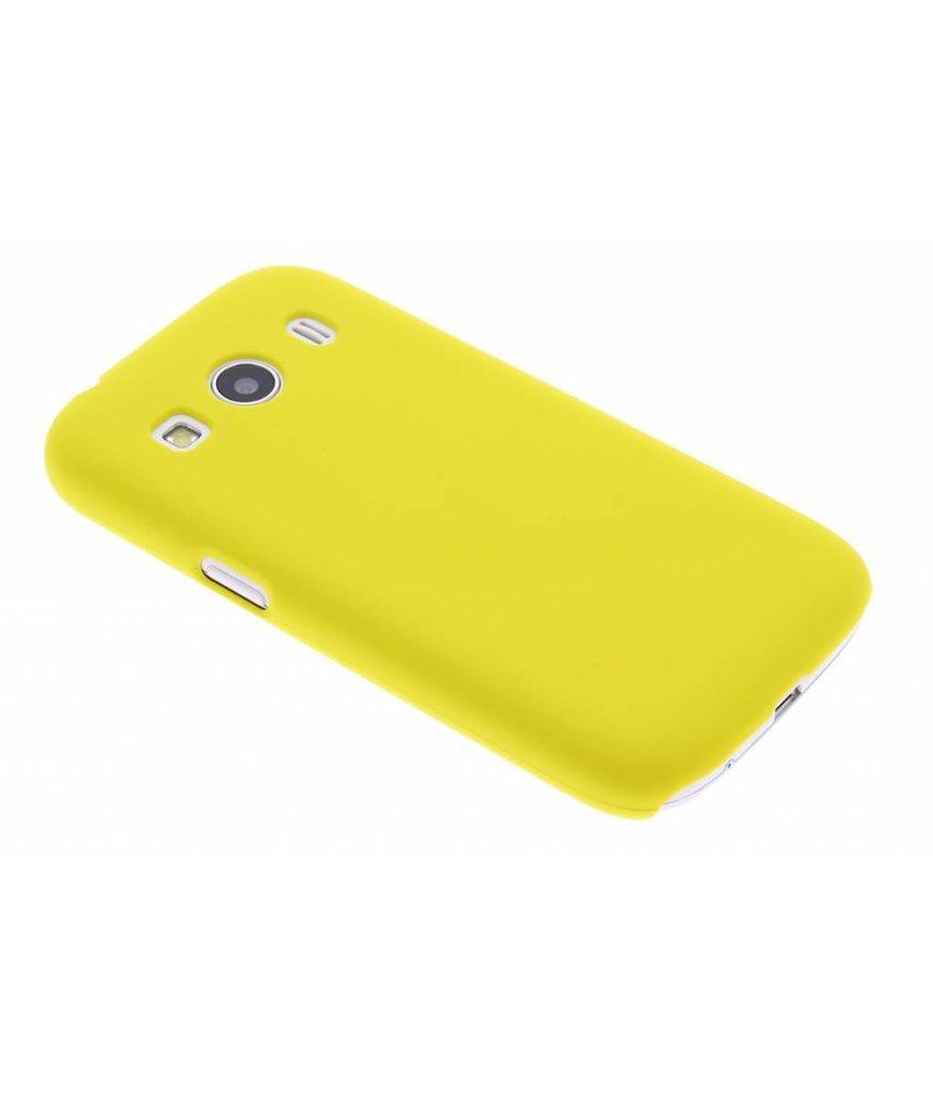 Effen hardcase hoesje Samsung Galaxy Ace 4