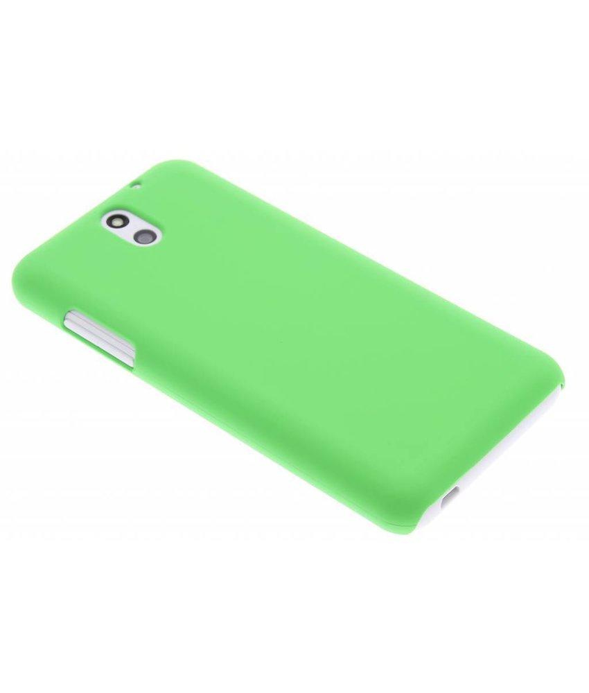 Groen effen hardcase hoesje HTC Desire 610