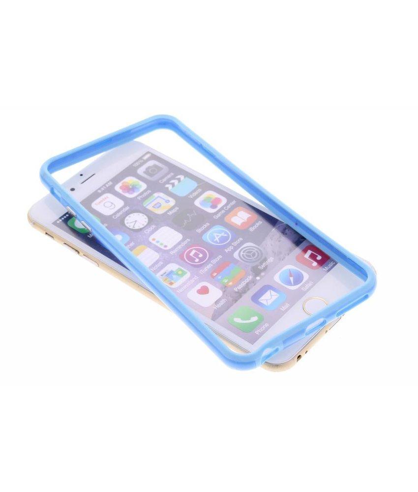 Turquoise bumper iPhone 6(s) Plus