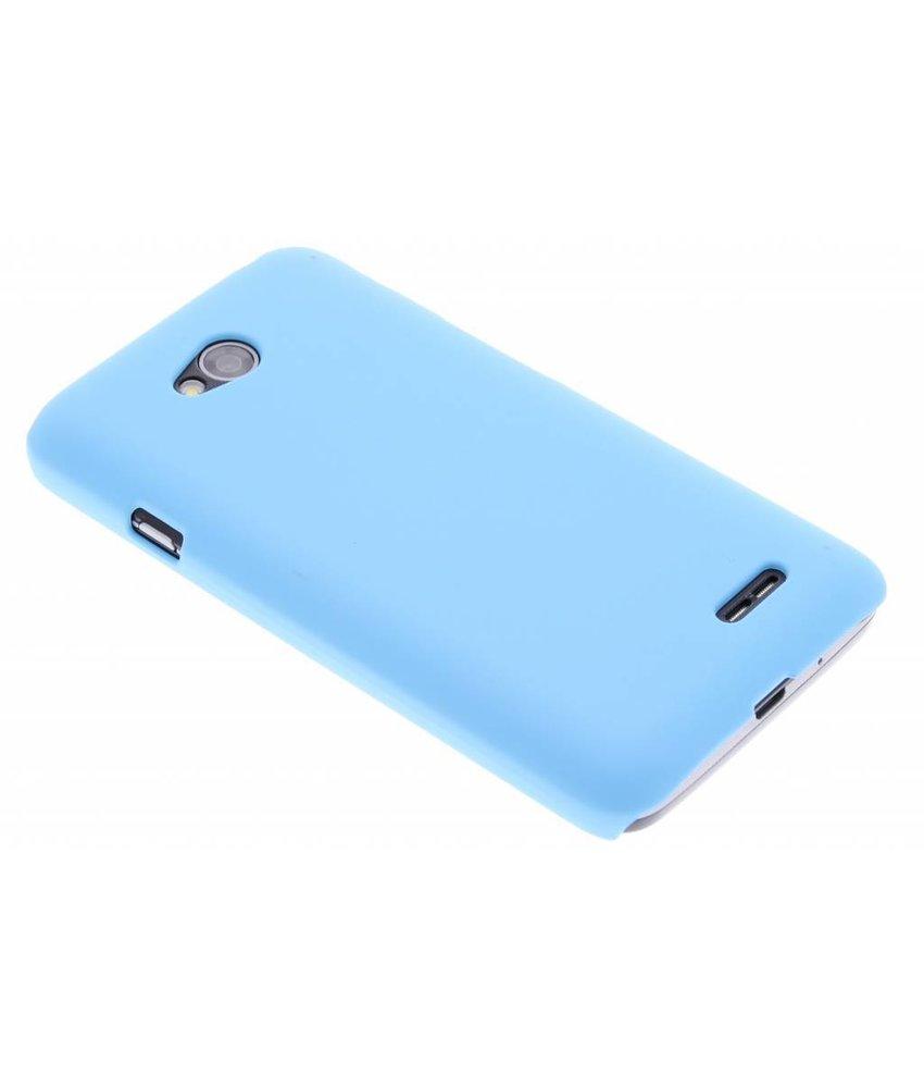 Turquoise effen hardcase hoesje LG L70 / L65