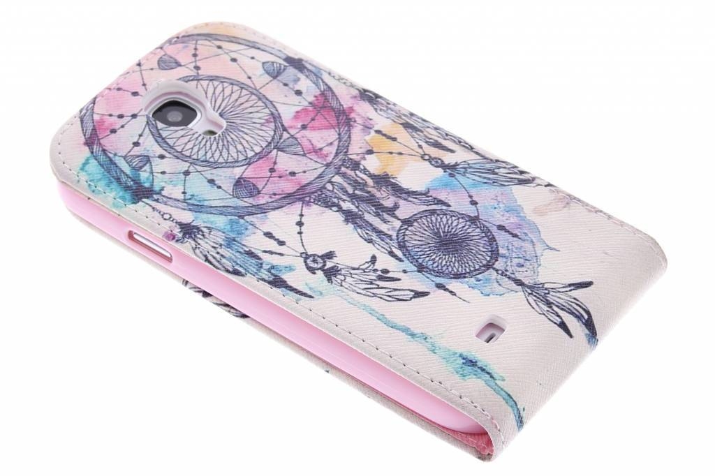 Dreamcatcher Conception Tpu Flip Pour Samsung Galaxy S4 E8JKkqoU