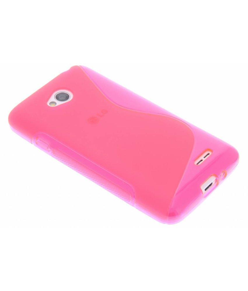 Rosé S-line TPU hoesje LG L70 / L65