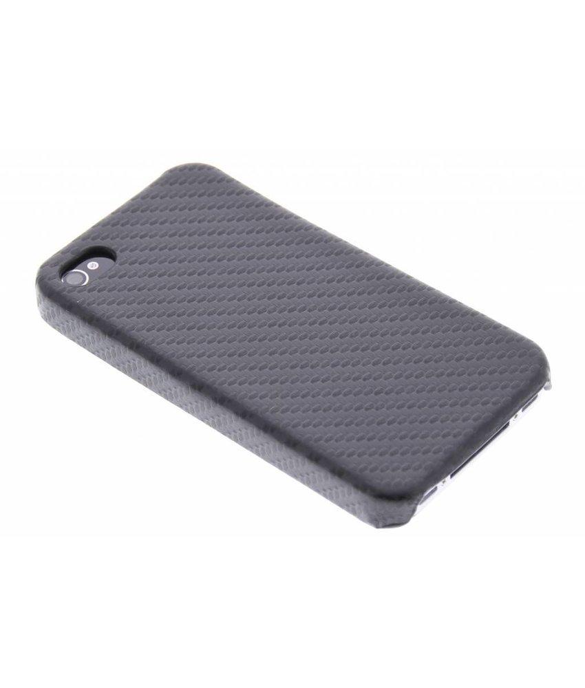 Carbon look hardcase hoesje iPhone 4 / 4s