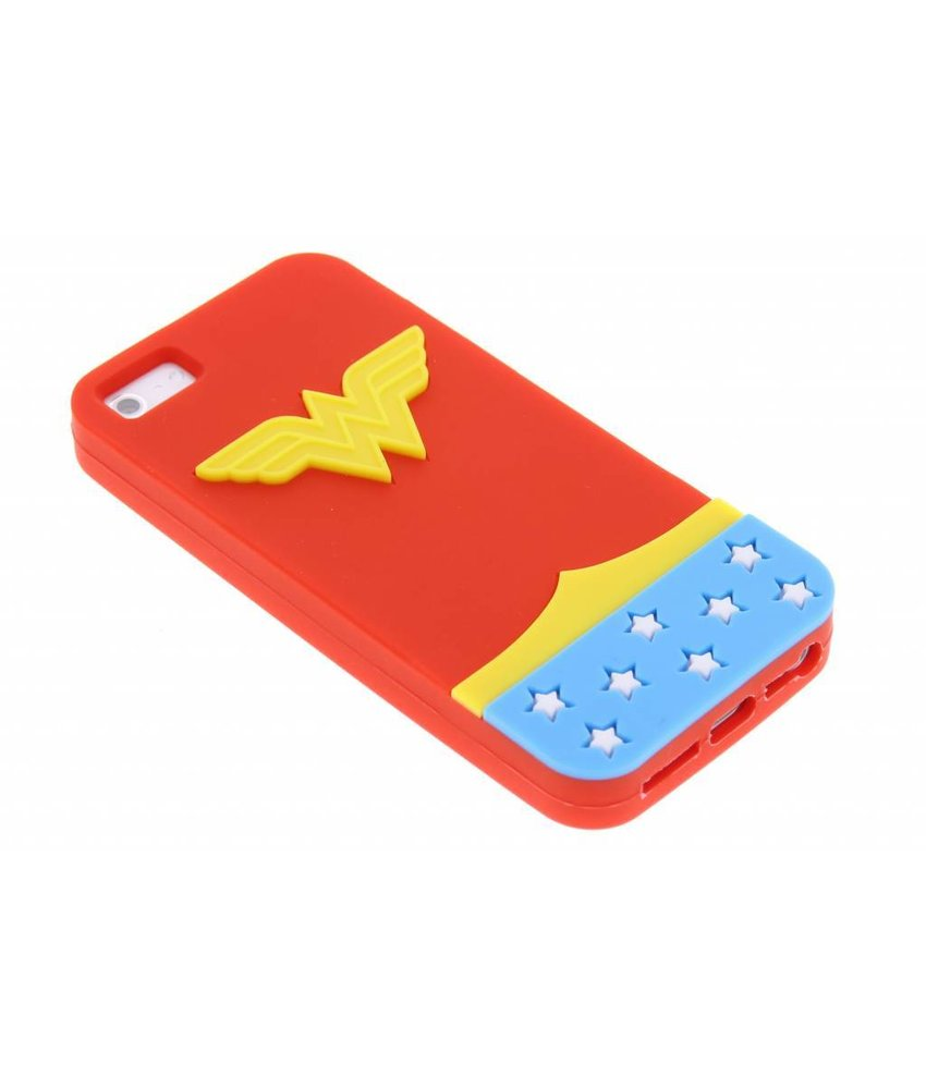 DC Comics Wonder Woman TPU hoesje iPhone 5 / 5s / SE