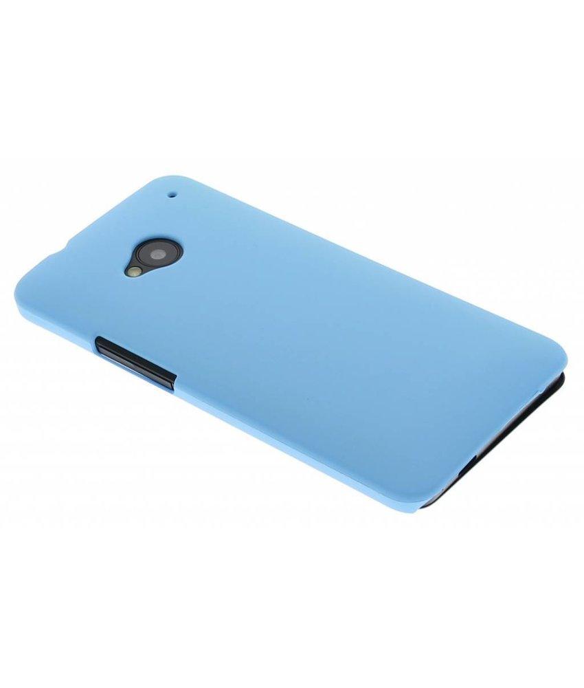 Turquoise effen hardcase HTC One