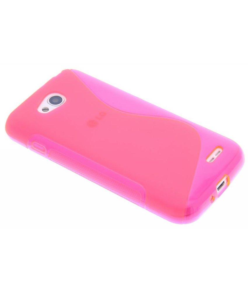 Rosé S-line TPU hoesje LG L90