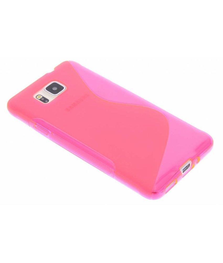 Rosé S-line TPU hoesje Samsung Galaxy Alpha