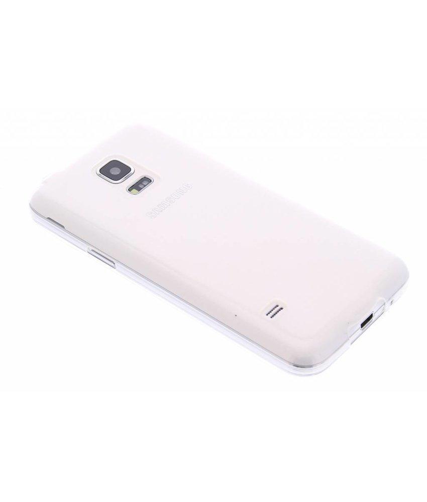 Ultra thin transparant TPU hoesje Samsung Galaxy S5 Mini