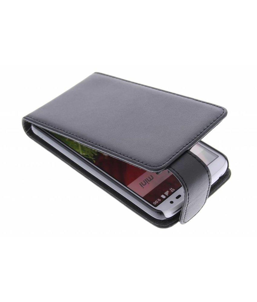 Zwart stijlvolle flipcase LG G2 Mini