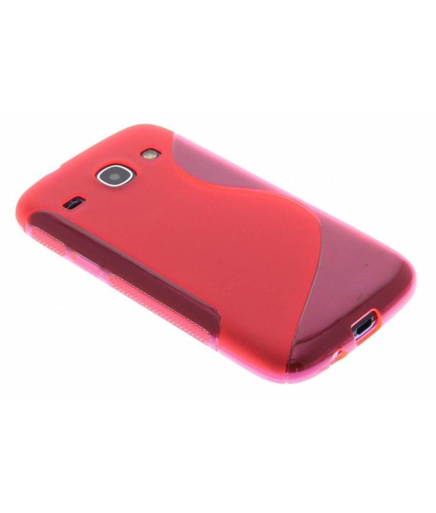 Rosé S-line TPU hoesje Samsung Galaxy Core