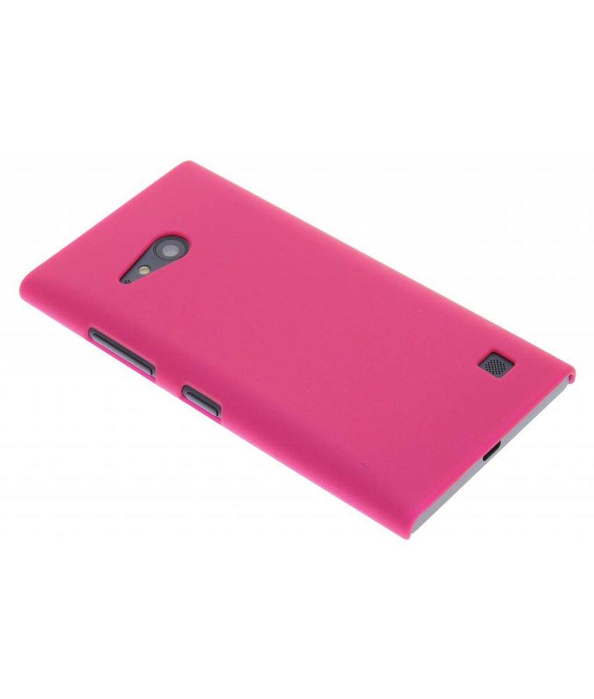 Fuchsia effen hardcase Nokia Lumia 730 / 735