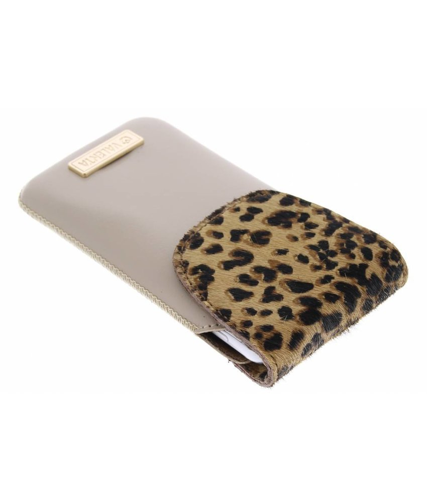 Valenta Pocket Animal universele insteekhoes - beige