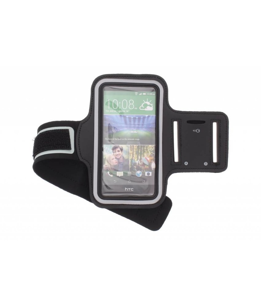 Zwart sportarmband HTC One M8