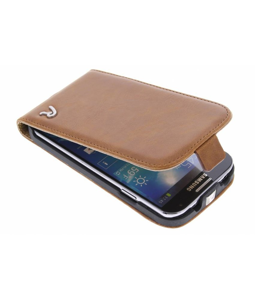 Replay Flip Case Samsung Galaxy S4 - Cognac