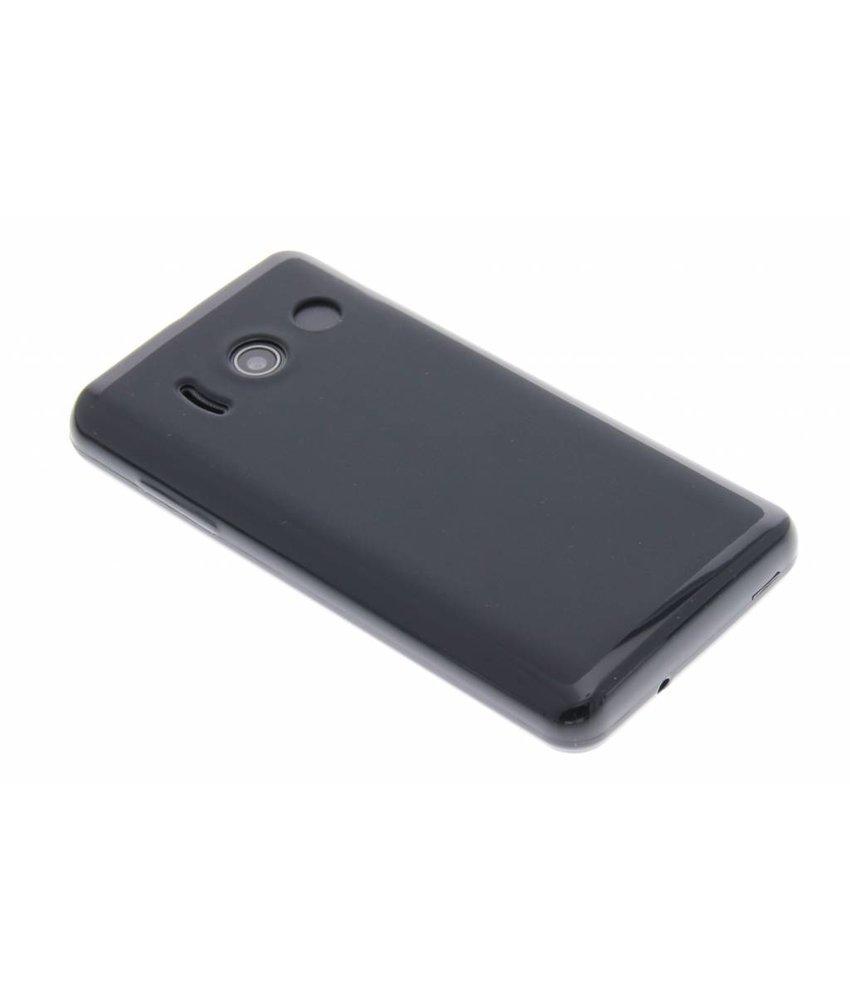 Muvit miniGel Glazy Black Huawei Ascend Y300