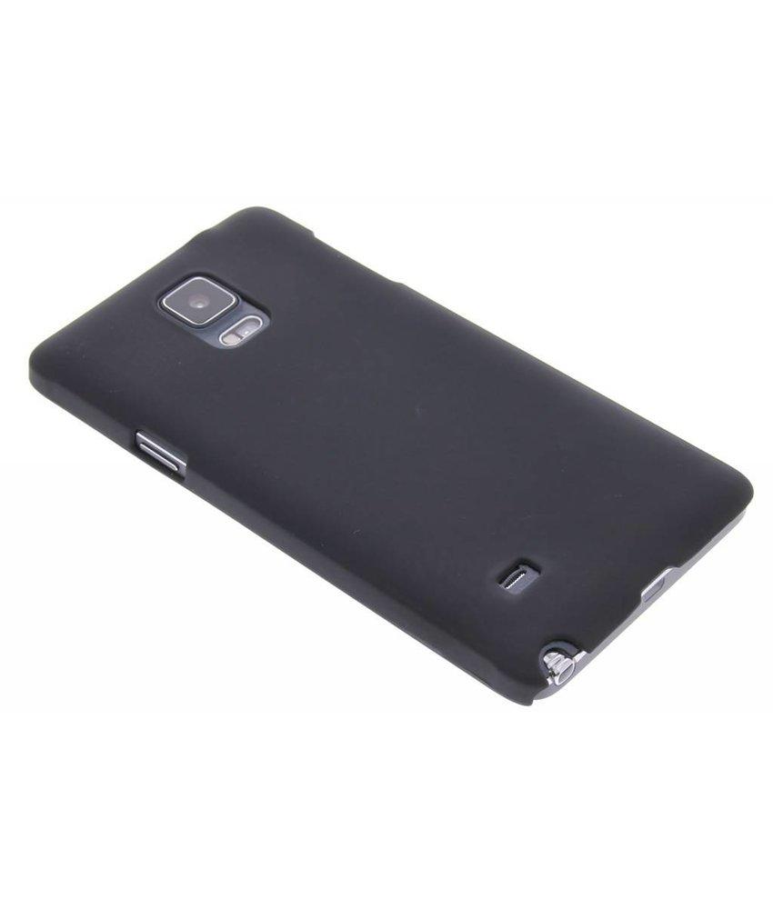 Zwart effen hardcase Samsung Galaxy Note 4