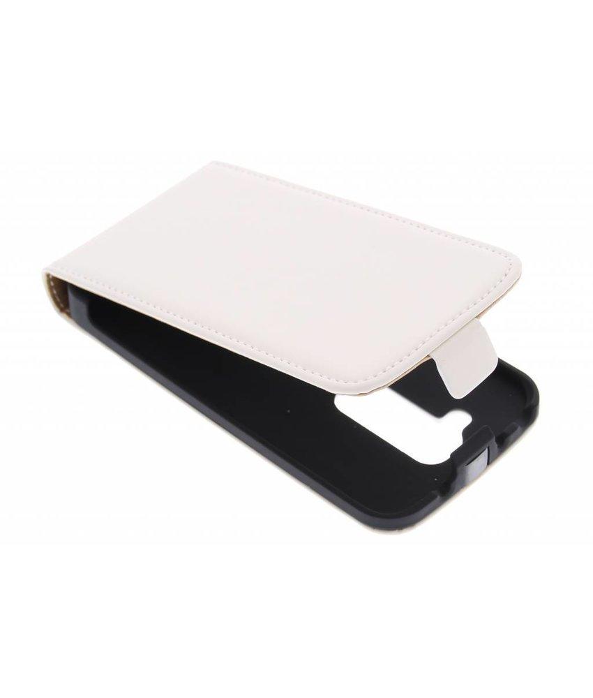 Mobiparts Premium flipcase LG G2 Mini - White