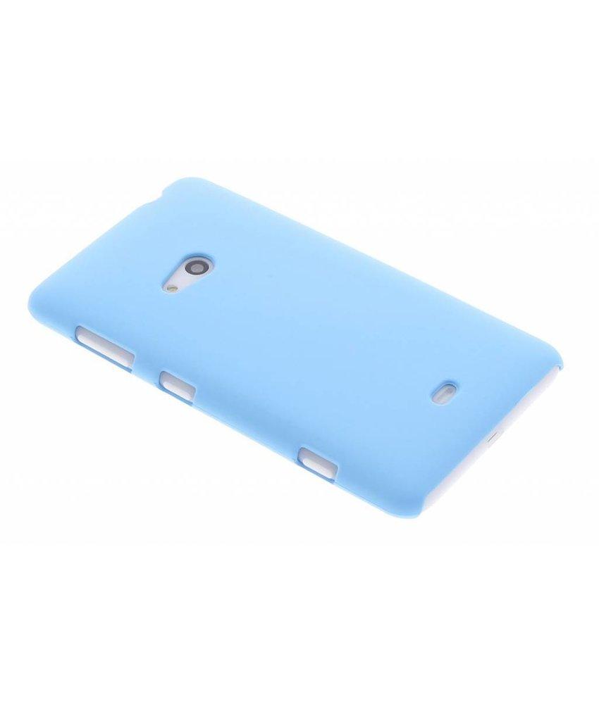 Turquoise effen hardcase Nokia Lumia 625
