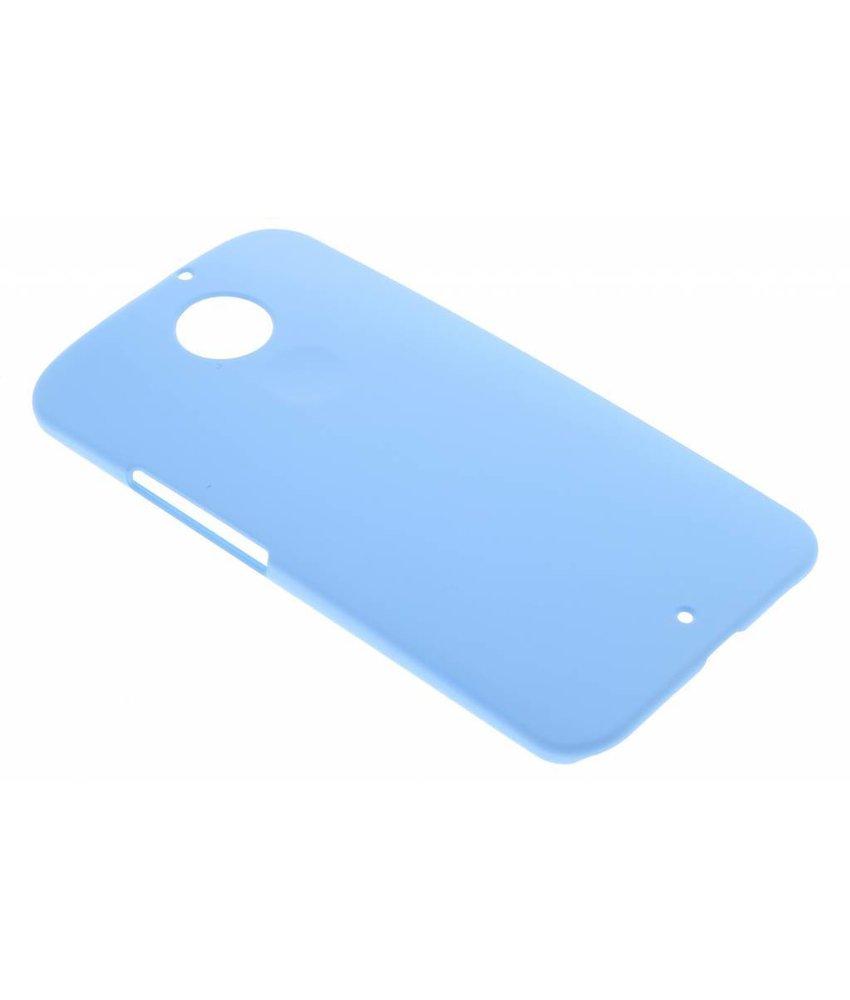 Turquoise effen hardcase Motorola Moto X 2014