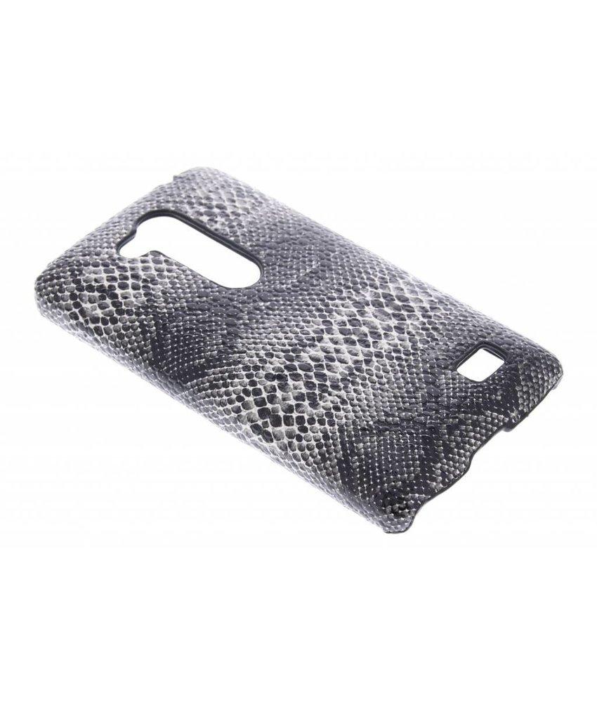 Slangen design hardcase hoesje LG L Fino / L70 Plus