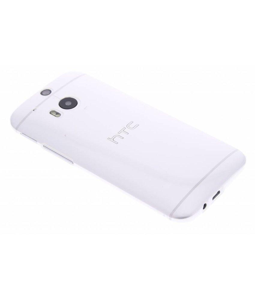 Ultra thin transparant TPU hoesje HTC One M8 / M8s