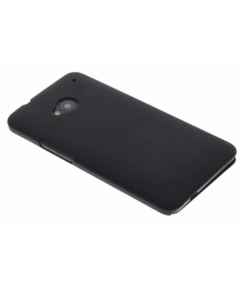 Zwart effen hardcase HTC One