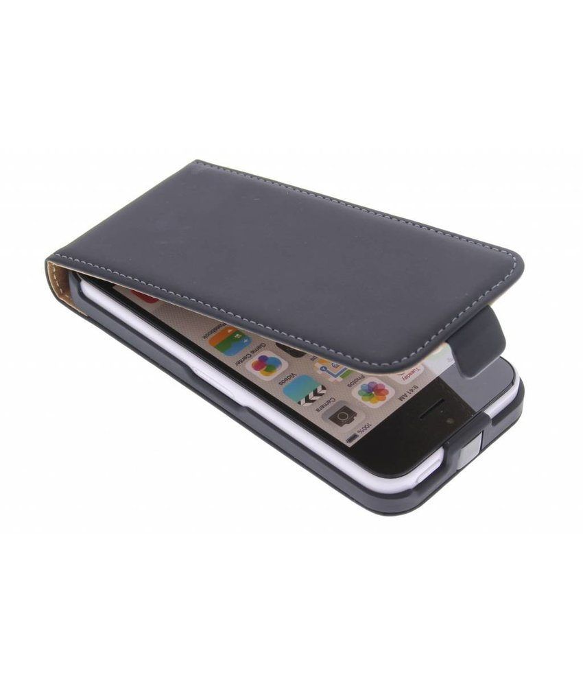 Mobiparts Premium flipcase iPhone 5c - Black