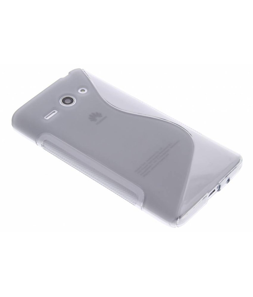 Grijs S-line TPU hoesje Huawei Ascend Y530