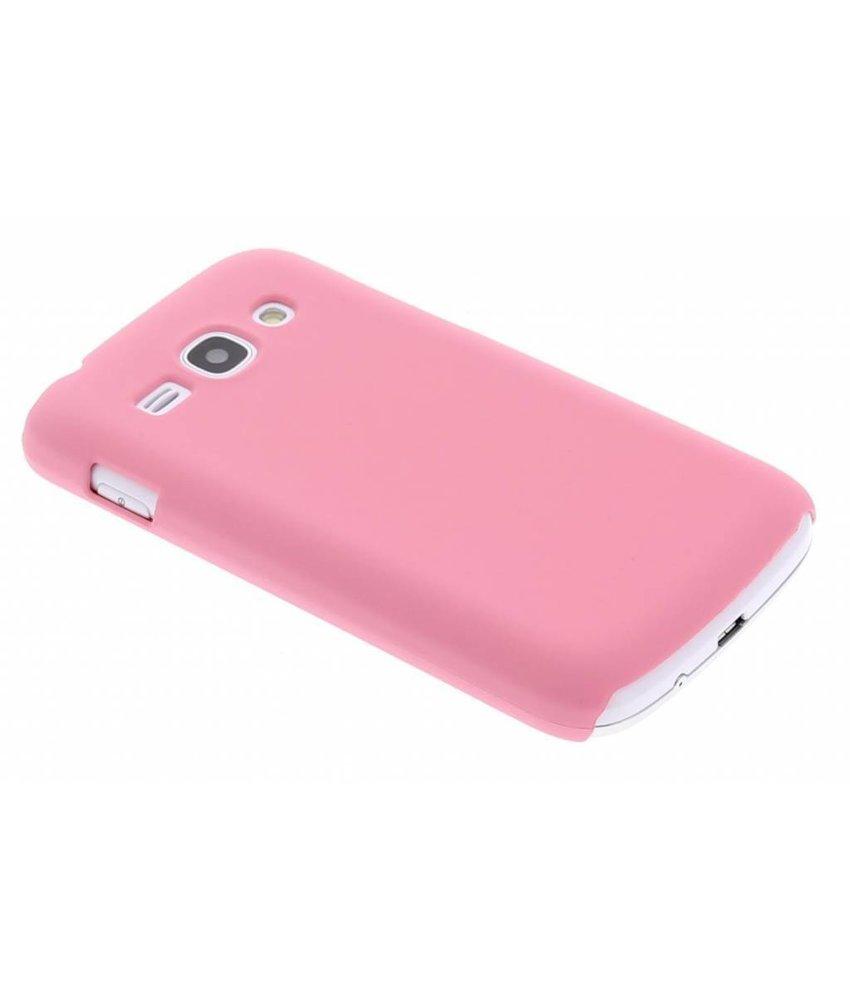 Roze effen hardcase Samsung Galaxy Ace 3