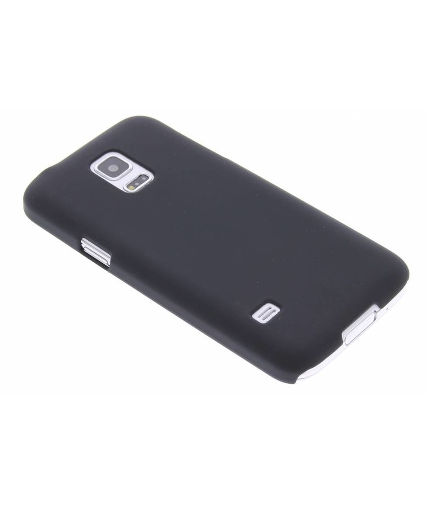 Zwart effen hardcase Samsung Galaxy S5 Mini