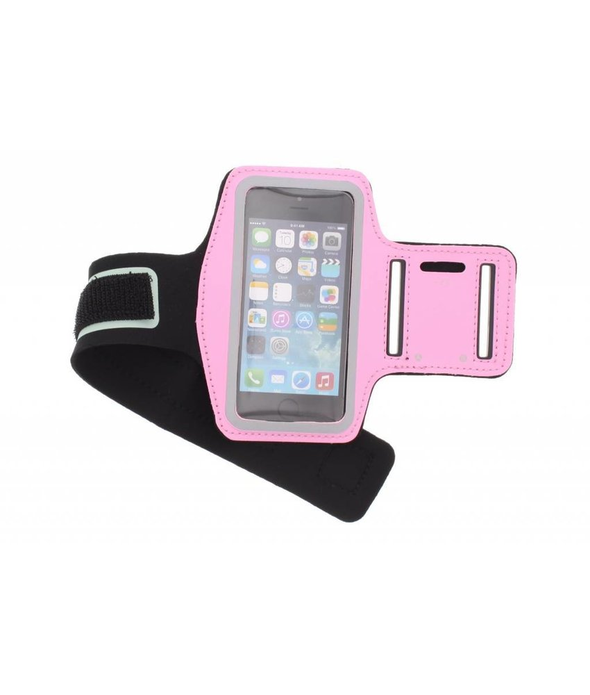 Roze sportarmband iPhone 5s / 5c